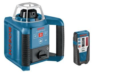 Nivel laser rotativo bosch grl 150 hv set professional - Nivel laser bosch ...